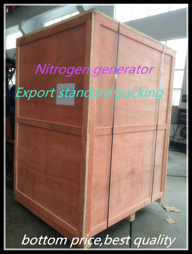 Carbon Molecular Sieve Nitrogen Generation Equipment Skid Mounted Whole Line System 1