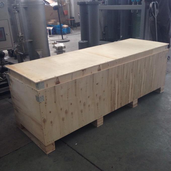 N2 Generation Plant  For Heat Treatment , 99.999% Industrial Gas Generators 0