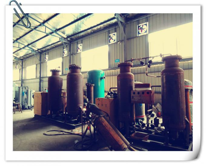 PSA  nitrogen making machine nitrogen generator system for electronic industry 0