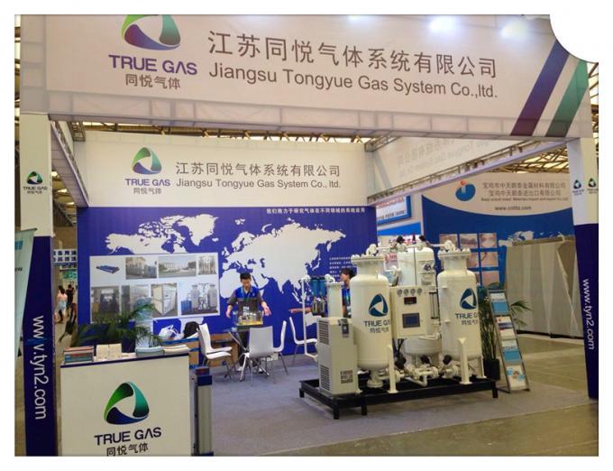 Gasifier industry  skid mounted PSA nitronge generator 99.9995% high purity 0