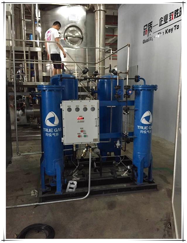 Energy Saving Industrial Gas Generators , Furance Heating Treatment N2 Gas Generator 0