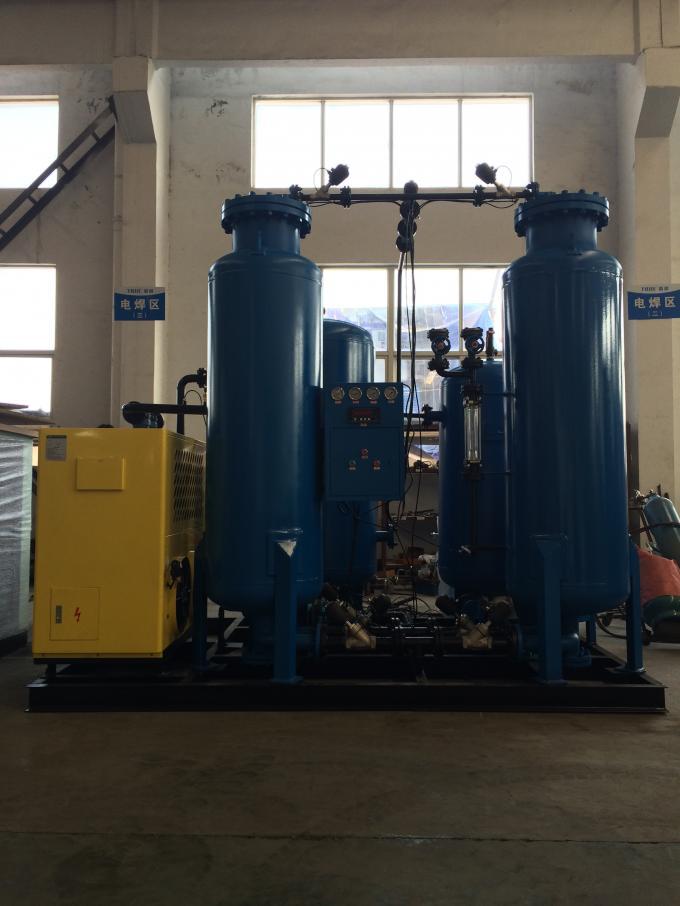 ISO CE PSA Nitrogen Generator 3 - 2000 Nm3/H Nitrogen Flow High Purity 0