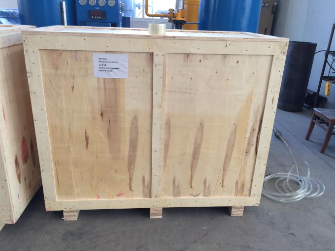 100Nm3/h PSA Nitrogen Generator / n2 generation systems Tower Type High Purity 0