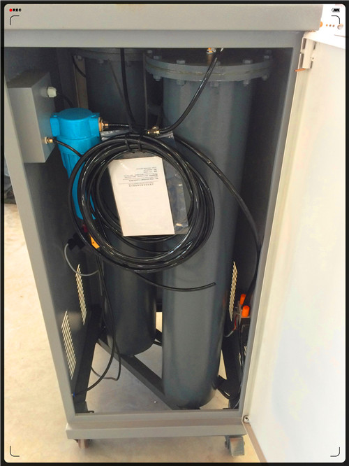 3Nm3/h High purity 95%-99.9% PSA Small Nitrogen Generator complete system box style 0
