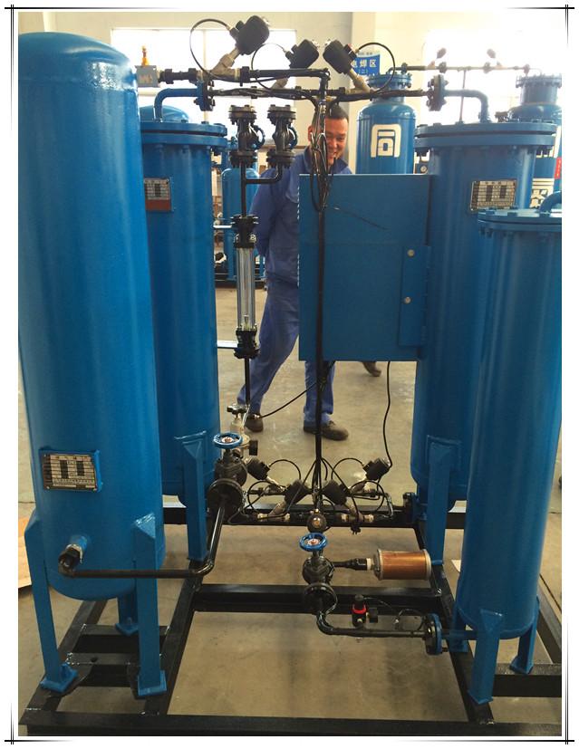 Customized Industrial Gas Generators Plant PSA Nitrogen Generator For Tungsten Industry 0
