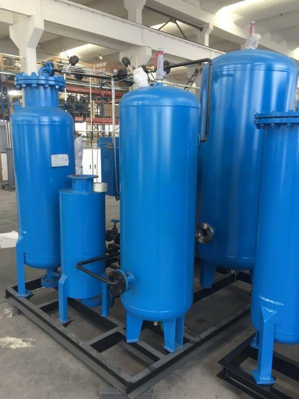 High purity Two adsorption tower CE/ISO Passed   PSA Nitrogen Generator  with high purity nitrogen generation system 0