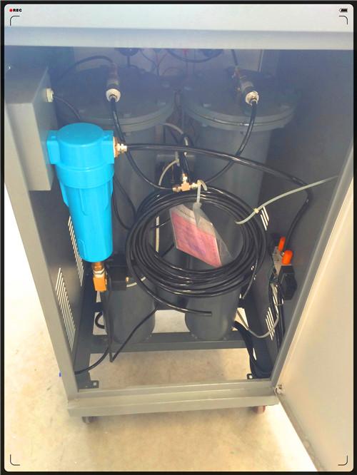 Box Type Beverage Preservation PSA Nitrogen Generator , 570 * 570 * 950 mm Nitrogen Generator 0