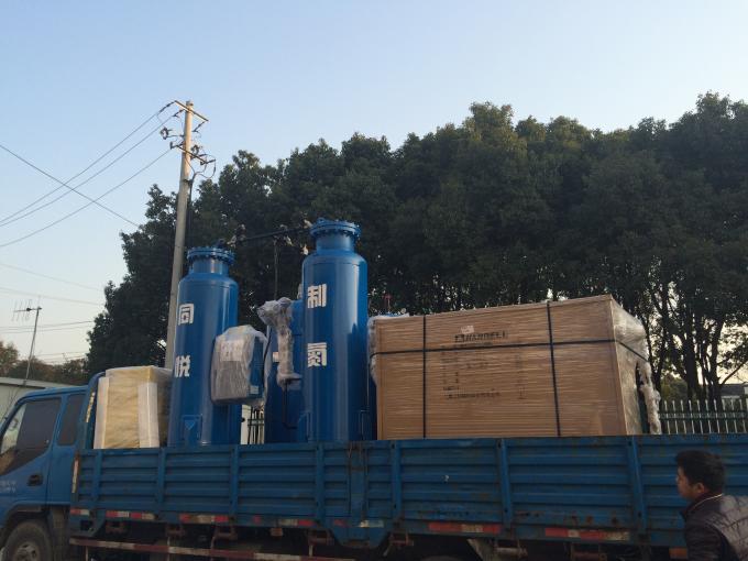 Tower Type Nitrogen Making Machine For SMT Industry N2 Generation Plant 0