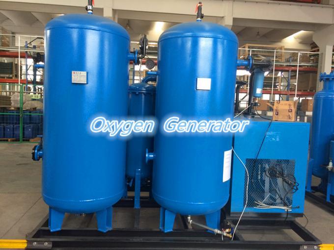Medical Oxygen Usage Small Plant Hospital Usage PSA Oxygen Generator Complete System 0