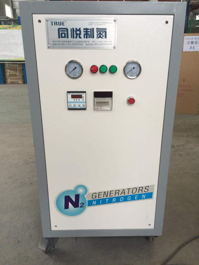Inflator Machine PSA Nitrogen Generator Nitrogen Gas Filling System For Vehicle Tyre 5Nm3/h purity 98% 0