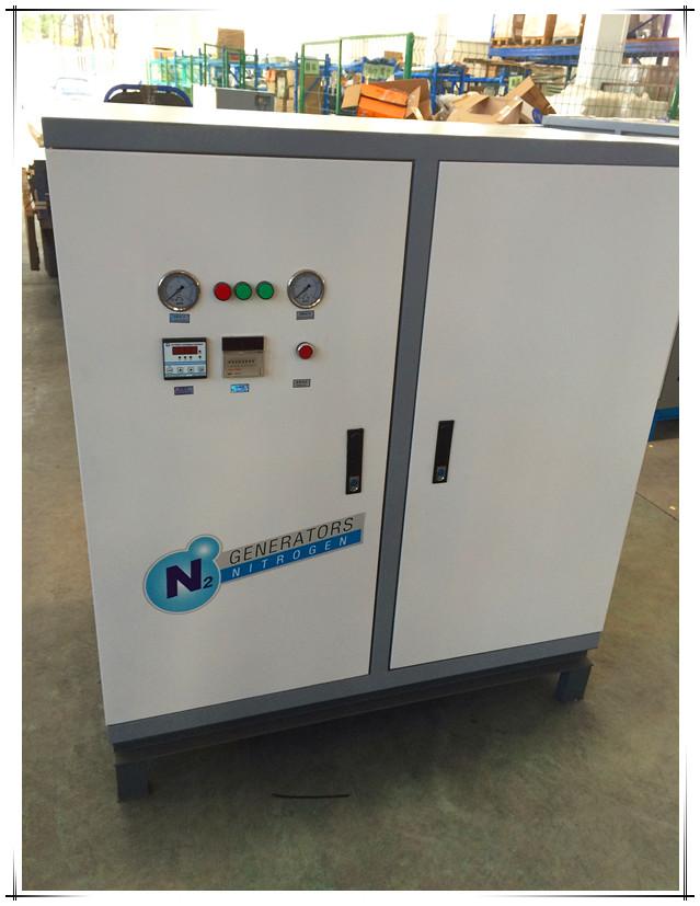Psa Nitrogen System High Purity Nitrogen Generator 3~2000 Nm3/H Nitrogen Yield 0