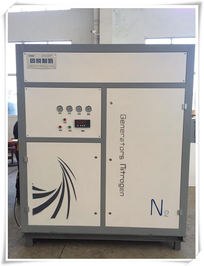 Portable PSA Laboratory Nitrogen Generator Nitrogen Gas Generation System High Purity 99.99% 0