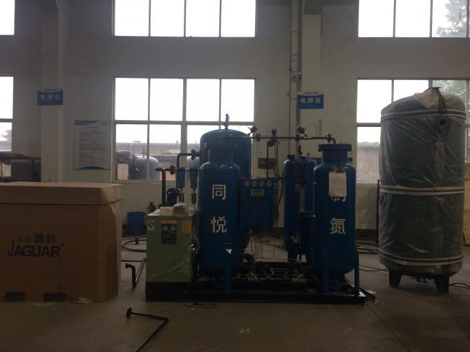 Industrial 20 M3 / H Purity 99.99% Psa Nitrogen Generation System 1 Year Warranty 0