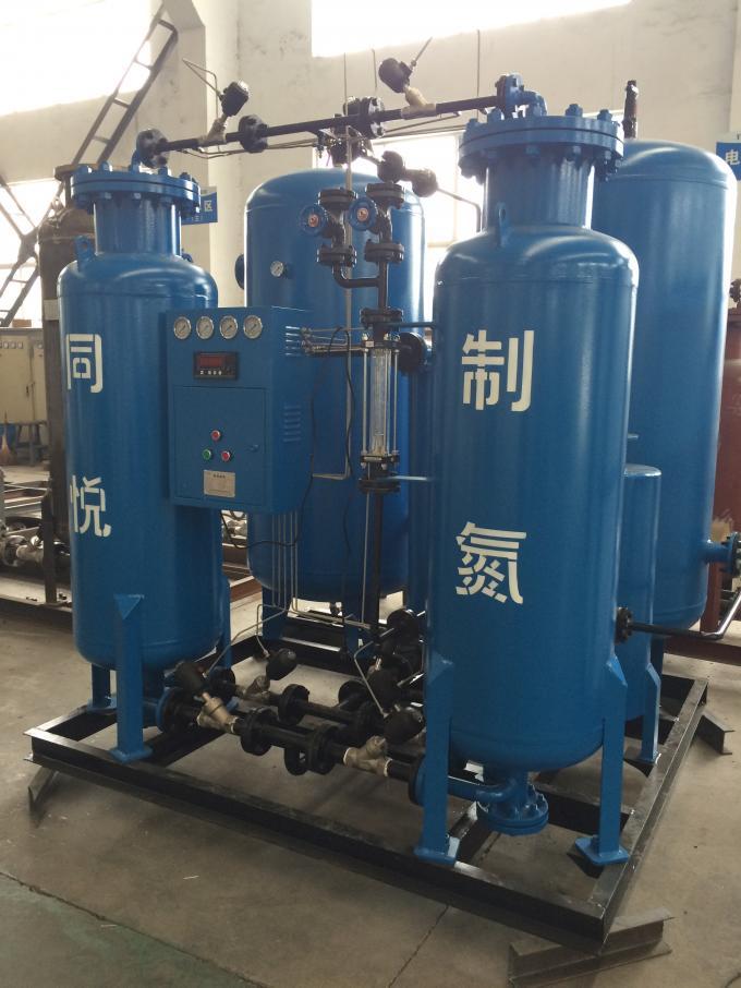 Carbon / Stainless Steel PSA Nitrogen Generator 3 - 1000Nm3/H Psa N2 Generator 0