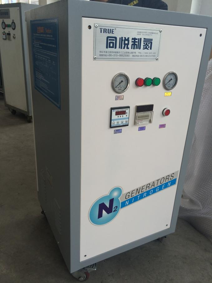 Energy Saving Laboratory Nitrogen Generator 3Nm3/H Purity 99.9% Box Type 0