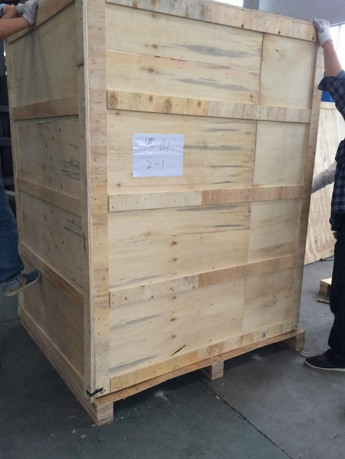 Mini PSA Nitrogen Generator , 2 Cube Meters Per Hour Nitrogen Output 1