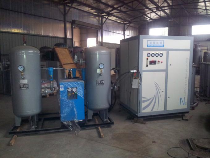 Chemical Lab PSA Nitrogen Generator / Food industry PSA nitrogen complete  system 0