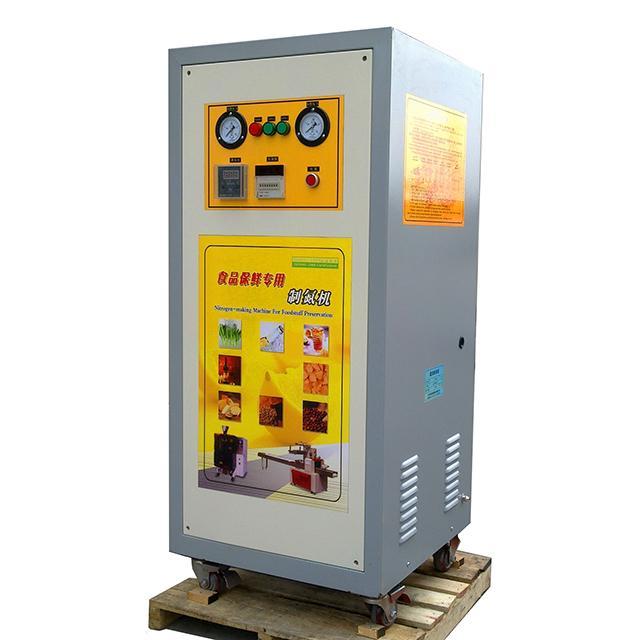 High Capacity Automatic PSA Nitrogen Generator / PSA Device 0