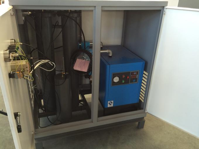 Food Grade High Purity Nitrogen Generator / PSA Nitrogen System 2