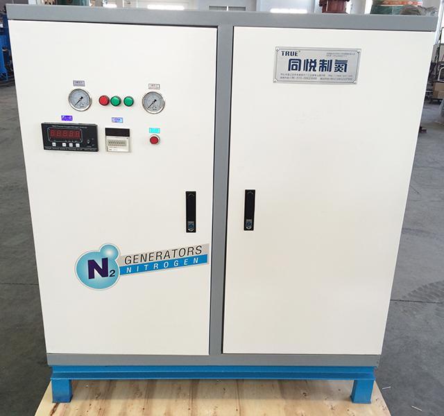 White PSA Nitrogen Generator , 5 Cube Meters Per Hour Nitrogen Output 1