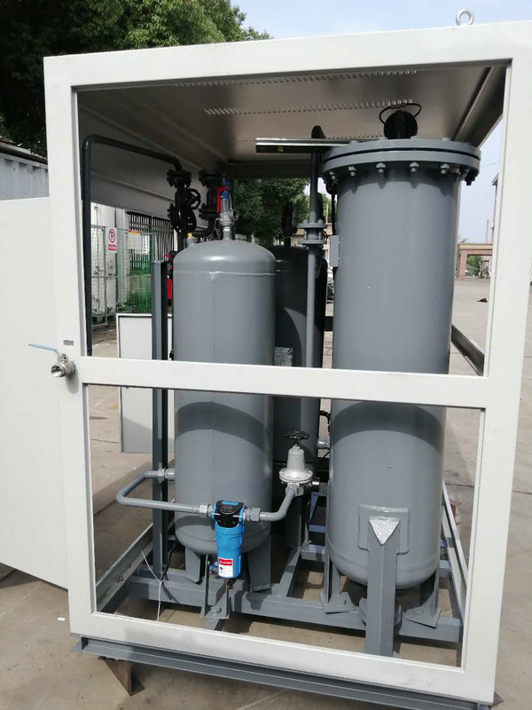 Metallurgy Industry 99.99% PSA Nitrogen Generator 1