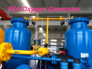 High Purity Oxygen Making Machine Complete System With Air Compressor