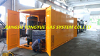 Moveable Mobile Nitrogen Gas Generator , Container Type Psa Nitrogen Plant