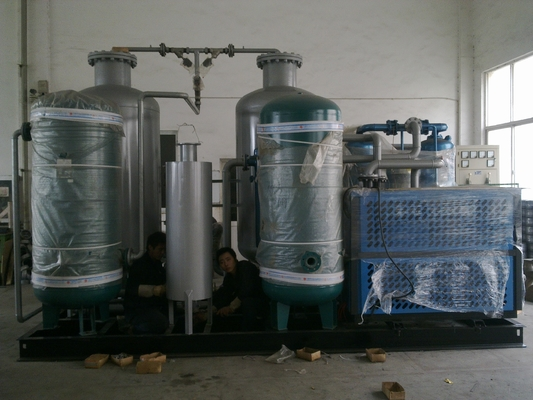 China N2 Generation Plant  For Heat Treatment , 99.999% Industrial Gas Generators factory
